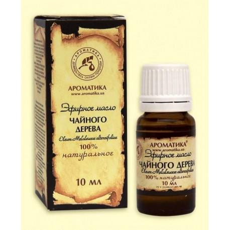 Arbatmedžių eterinis aliejus 10 ml